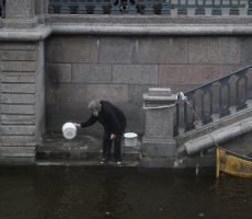 For water.<br />