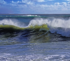 Monterey Bay Waves