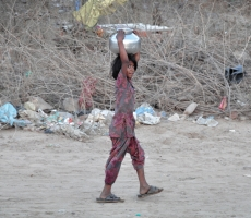 Looking for Clean Water in Rajashtan India