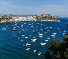 &quot;Landscape and Boats&quot;<br />