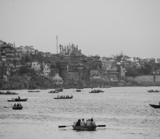Busy Ganges