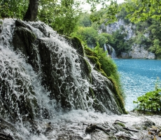 cascate laghi plitvice